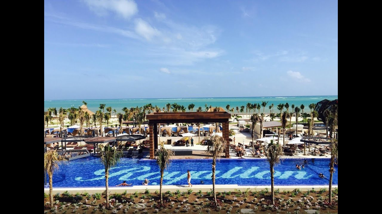 Royalton riviera cancun resort spa brand new resort youtube