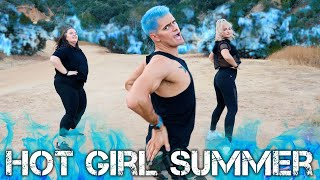 Hot Girl Summer - Megan Thee Stallion, Nicki Minaj & Ty Dolla $ign | Caleb Marshall | Dance Workout