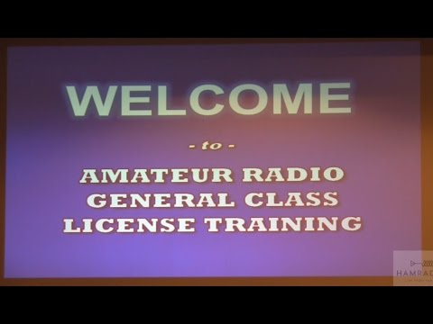 Ham Radio 2.0: Episode 66 - General License Training Class