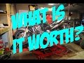 What is a $275 2003 Honda CB900F 919 actually worth?