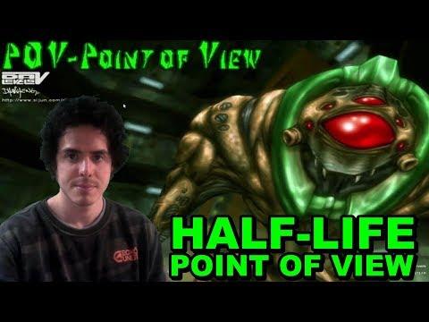 Half-Life: POINT OF VIEW [1/2] - Juego Completo - Full Game Walkthrough - ¡EN VIVO!