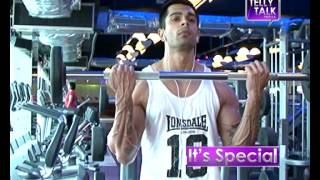 Qubool Hai actor Karan Singh Grover shows his tattoos and talks about their meaning