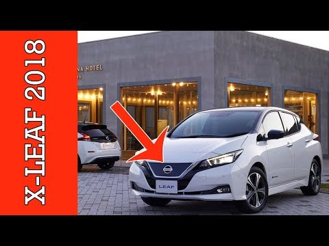 ▶▶ Wow! The New Nissan Leaf Review
