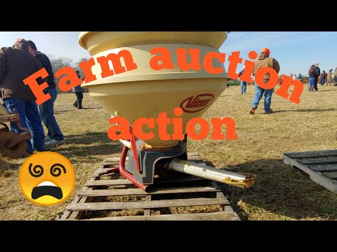 Farm Auction Action