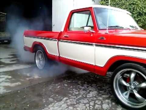 Ford 79 Roja Quemando Y Suspensi 243 N Neumatica Youtube