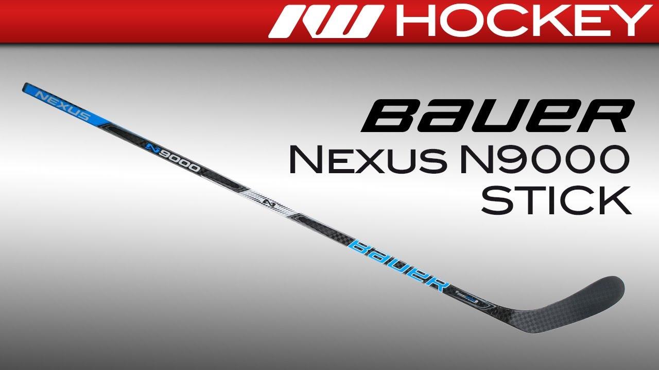 191c88b952a 2016 2017 Bauer Nexus N9000 Stick Review - YouTube