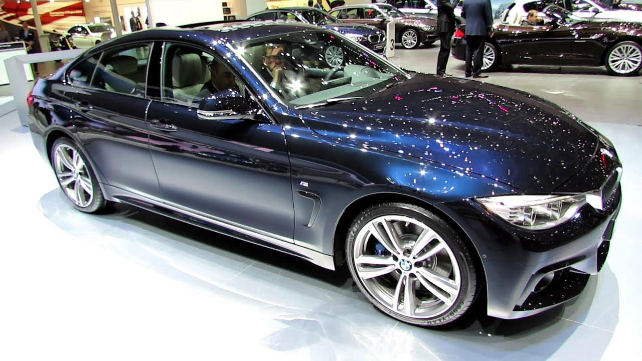 2015 BMW 4Series 435i Gran Coupe  Exterior Interior Walkaround