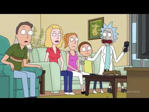 Rick and Morty - Rick's Catchphrases