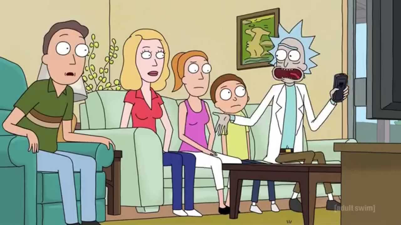 Rick Sanchez Quotes Endearing Rick And Morty  Rick's Catchphrases  Youtube