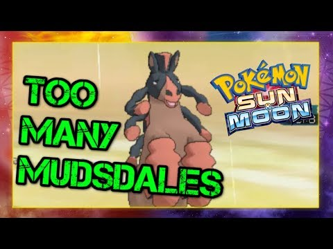 Pokemon VGC 2017 Stream Highlights #153 Too many Mudsdales