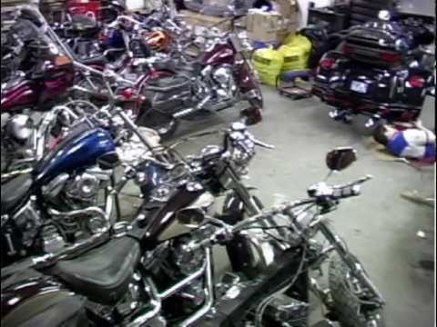 Biker TV -Techline w/ Donny Petersen -ep 2.