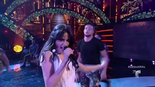 Camila Cabello - Havana Live (Latin American Music Awards 2017) Spanglish Version thumbnail