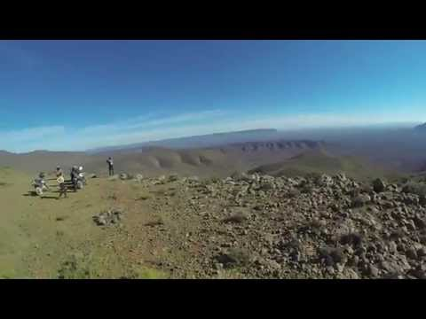 Karoo Motorcycle Trip - June 2015