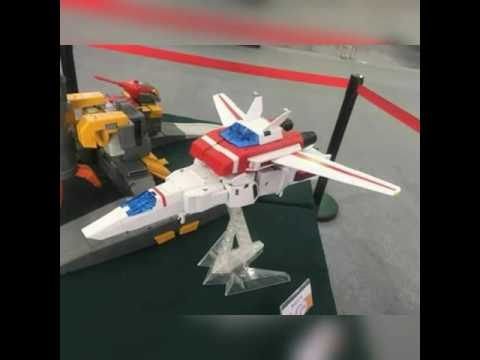 Fans Toys Phoenix on display at HobbyFree Expo in China