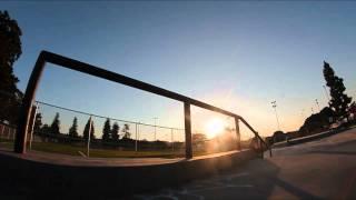 Cyril Palmer At Rancho Skate Plaza