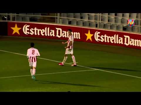 Barcelona B - Huracan Valencia CF