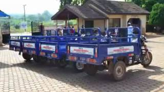 Firdaus Foundation - DISTRIBUTED MOTOR VEHICLES