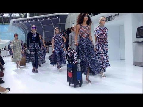 فرانس 24: Discover the best of Paris Fashion Week on FRANCE24!