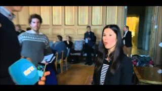 Lan Marie Nguyen Berg (MGD) Klarte ikke å svare på E18-spørsmål