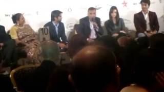Sanaya Irani & Barun Sobti, Sarun Meet & Greet UK 1