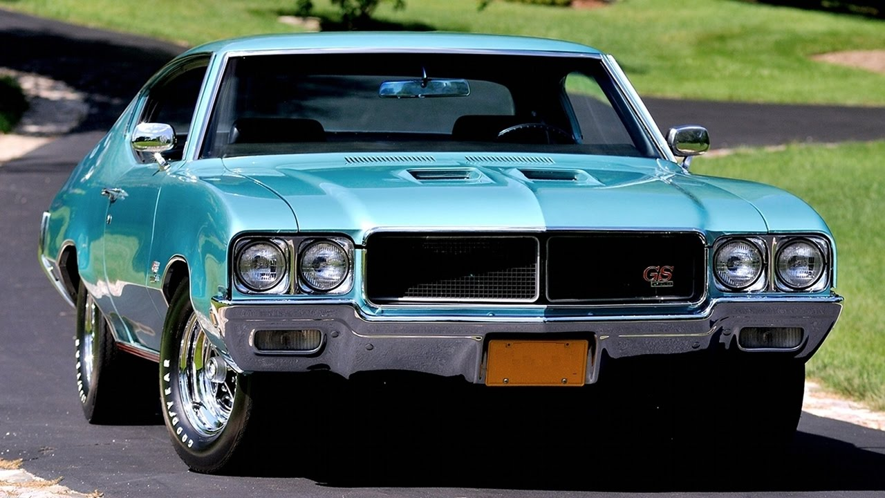Buick Gran Sport >> 1970 Buick GS 455 Stage 1 - Top Of The Heap - YouTube