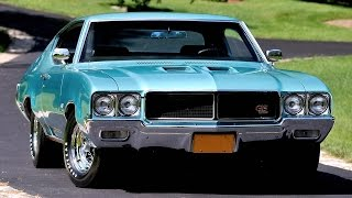 1970 Buick GS 455 Stage 1 - Top Of The Heap