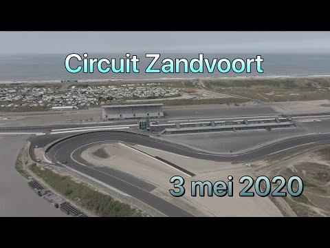 Circuit Zandvoort Op 3 Mei 2020