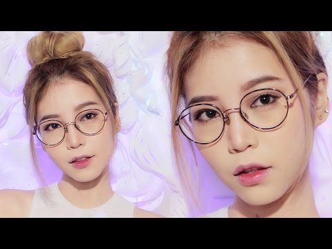 EASY MAKEUP FOR GLASSES WEARER 👓✥✥