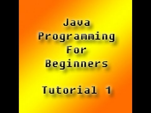 Java Programming For Beginners - System.out.print Tutorial
