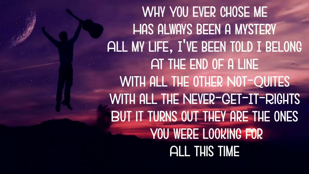 Casting Crowns Nobody Lyrics Youtube Em c g ever since you rescued me, you gave my heart a song to sing. casting crowns nobody lyrics