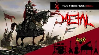 Two Steps From Hell - To Glory 【Intense Symphonic Metal Cover】