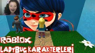 Roblox Oyunu 🐞 Mucize Uğur Böceği ile Kara Kedi 🐞  Tüm Karakterler 🐞 Ladybug Türkçe izle