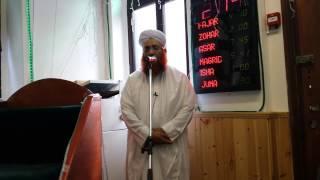 Salaam on Jummah qari tayyib Naqshbandi