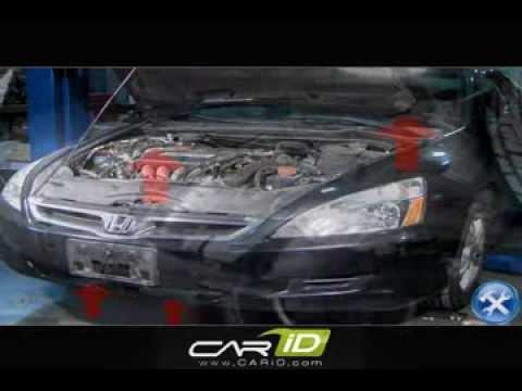 Spec-D - 2006-2007 Honda Accord Fog Lights Installation Video - YouTube