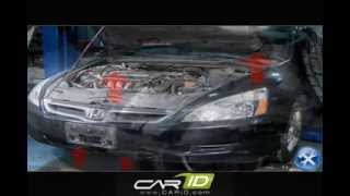 Spec-D - 2006-2007 Honda Accord Fog Lights Installation Video