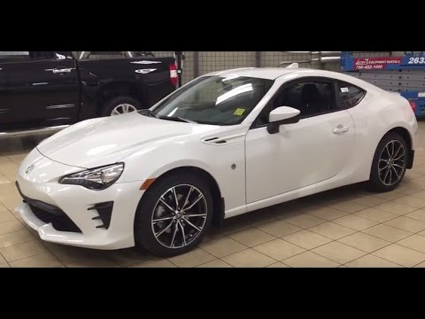2017 Toyota 86 Automatic Review