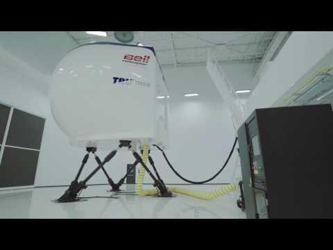 Bell 429 Full Flight Simulator – Valencia, Spain