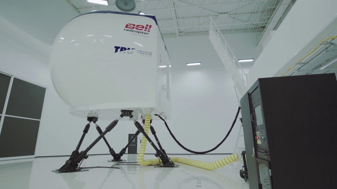 bell 429 full flight simulator valencia spain youtube. Black Bedroom Furniture Sets. Home Design Ideas