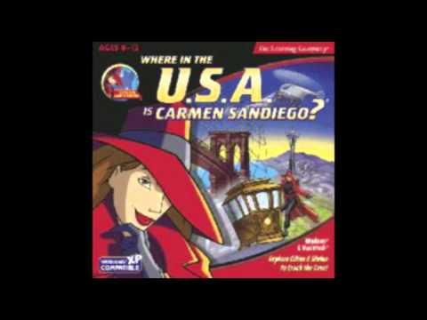 Where in the USA is Carmen Sandiego? (1996) Music - Star-Spangled Banner