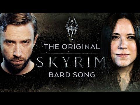 Vokul Fen Mah - Original Skyrim Bard Song - feat. Malukah