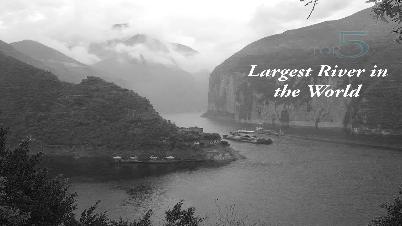 Top Largest River In The World By Length YouTube - 5 largest rivers