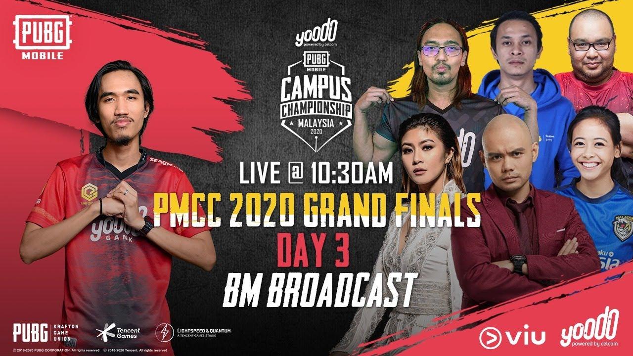 PMCC Malaysia 2020 | Grand Finals Day 3| Dikuasai oleh Yoodo