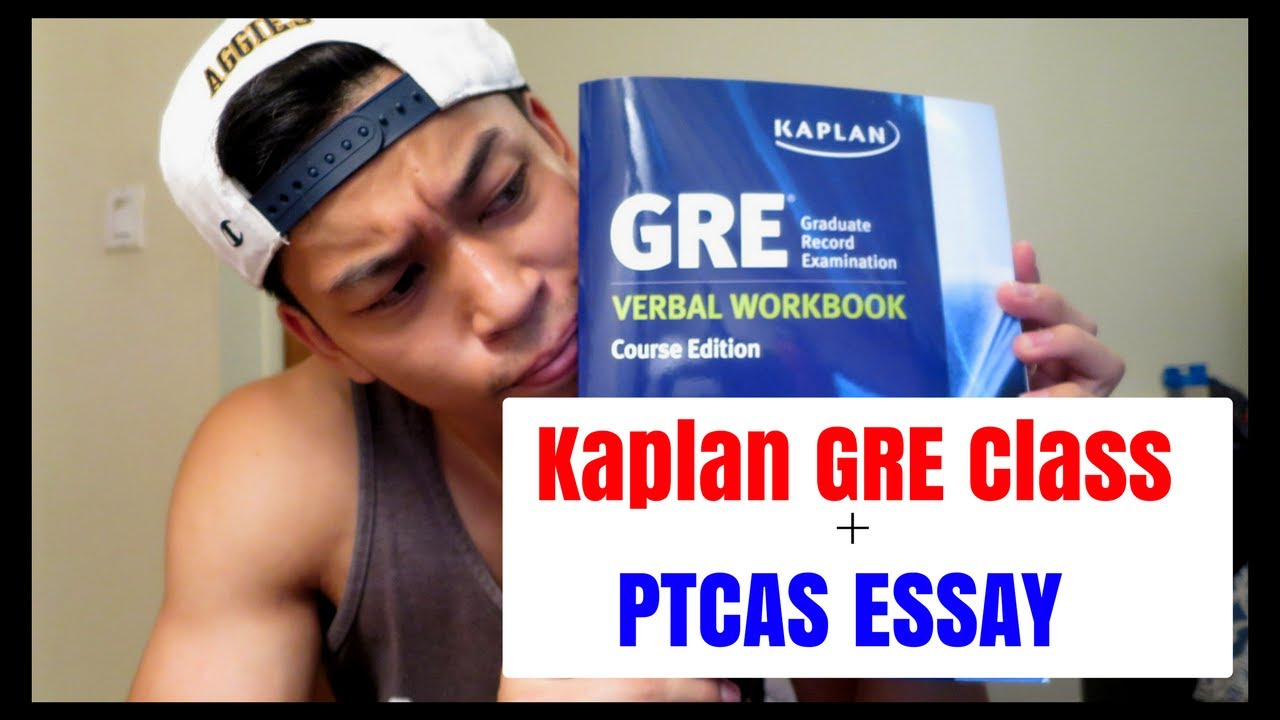 Workbooks kaplan gre verbal workbook : Journey to Physical Therapy School | Vlog #3 - YouTube