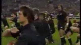 Maori Rugby Schlachtruf