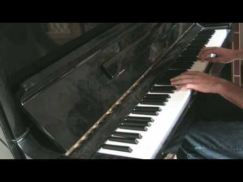 "Cuddy's Serenade piano arrangement from ""Dr. House S05E15 Unfaithful"""