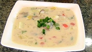 How To Make Clam Chowder