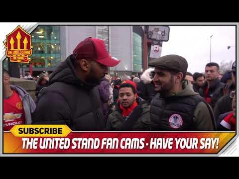 SOLSKAJER GENIUS! Manchester United 3-2 Southampton Fancam
