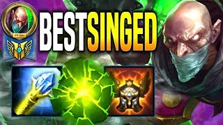 THIS IS THE BEST SINGED IN KOREA WITH +2500 GAMES AS SINGED! | Korean Masters
