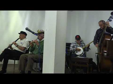 2017 Australian Jazz Convention. Nick and Jack's New Orleans Po Boys