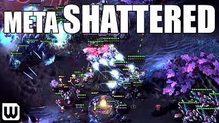 Starcraft 2: Zest BREAKS THE WHOLE META (Zest vs TY)